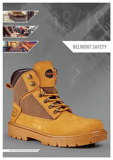 464fa4315b8 Rugged Terrain | Safety footwear